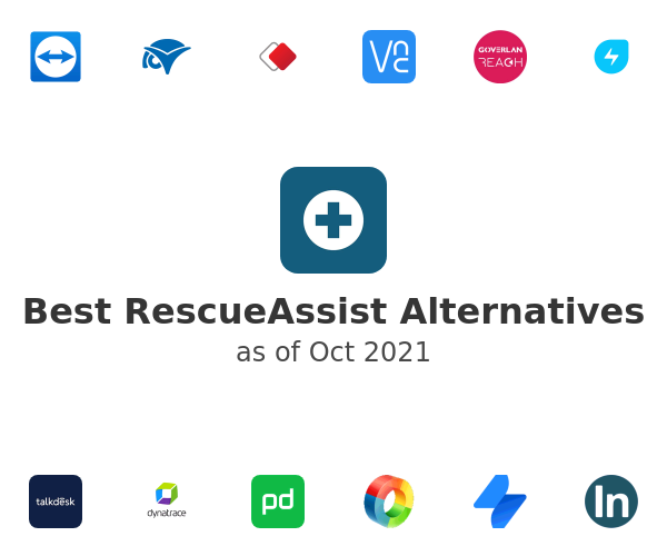 Best RescueAssist Alternatives