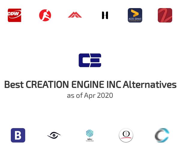 Best CREATION ENGINE INC Alternatives