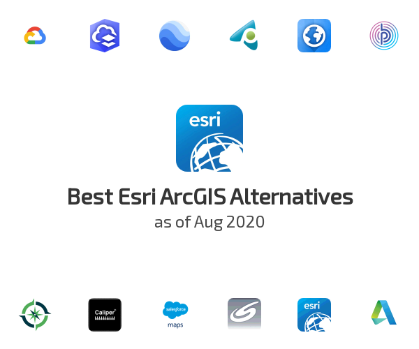 Best Esri ArcGIS Alternatives