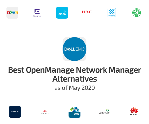 Best OpenManage Network Manager Alternatives