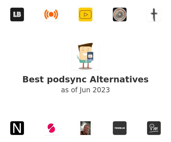 Best podsync Alternatives