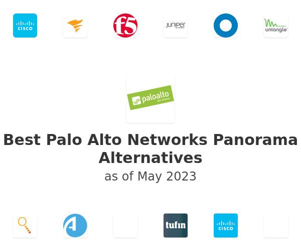 Best Palo Alto Networks Panorama Alternatives