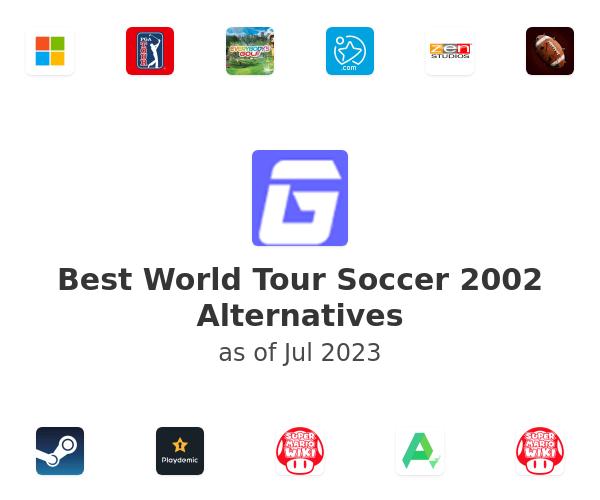 Best World Tour Soccer 2002 Alternatives