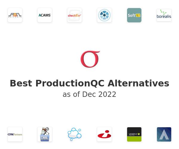Best ProductionQC Alternatives