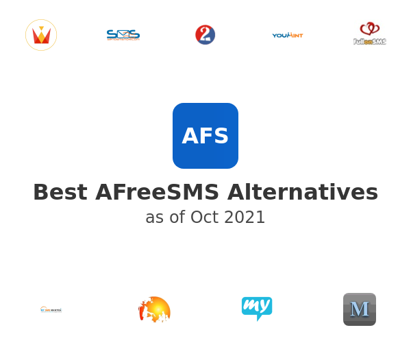 Best AFreeSMS Alternatives