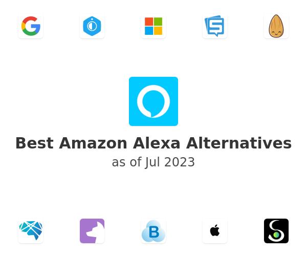 Best Amazon Alexa Alternatives