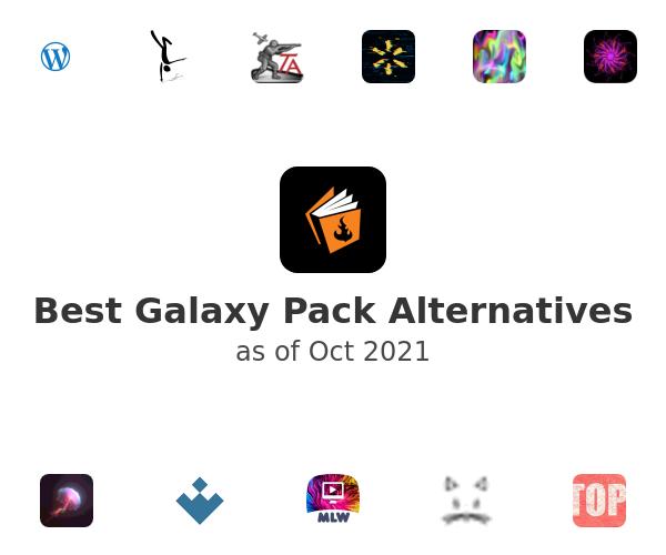Best Galaxy Pack Alternatives