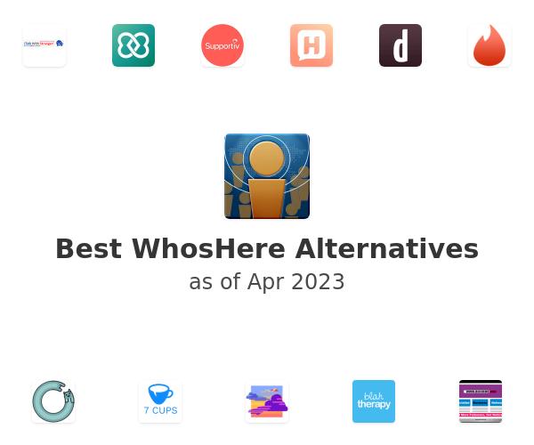 Best WhosHere Alternatives
