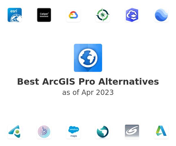 Best ArcGIS Pro Alternatives