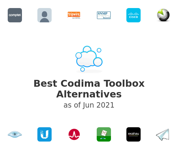 Best Codima Toolbox Alternatives