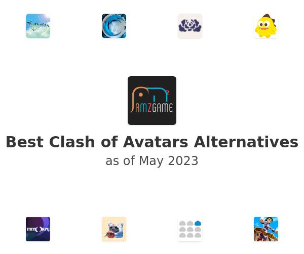 Best Clash of Avatars Alternatives