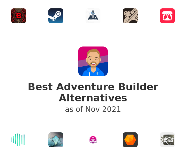 Best Adventure Builder Alternatives