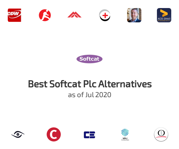 Best Softcat Plc Alternatives