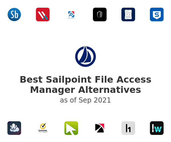 Best Sailpoint File Access Manager Alternatives