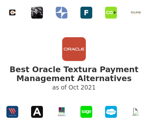 Best Oracle Textura Payment Management Alternatives