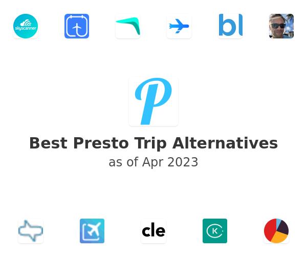 Best Presto Trip Alternatives