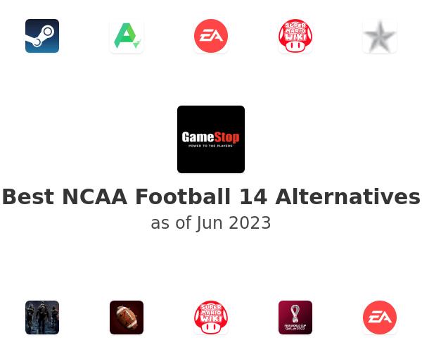 Best NCAA Football 14 Alternatives