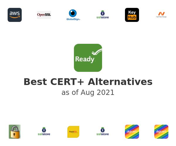 Best CERT+ Alternatives