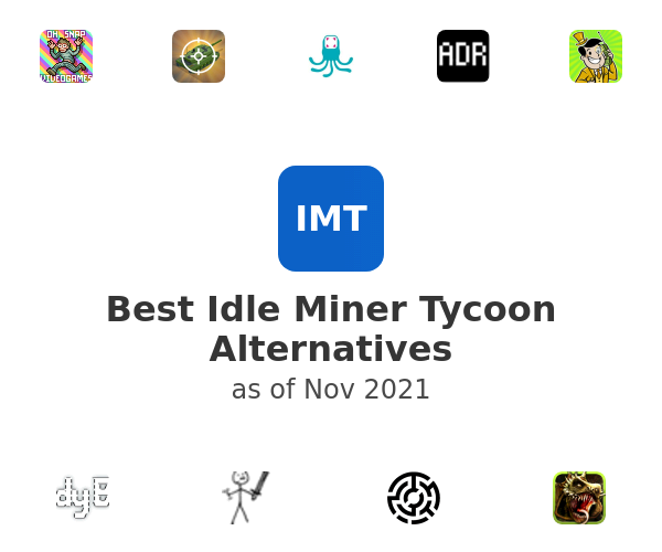 Best Idle Miner Tycoon Alternatives