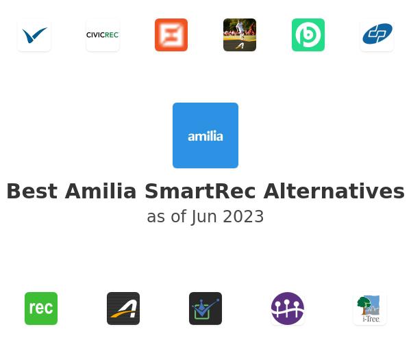 Best Amilia SmartRec Alternatives