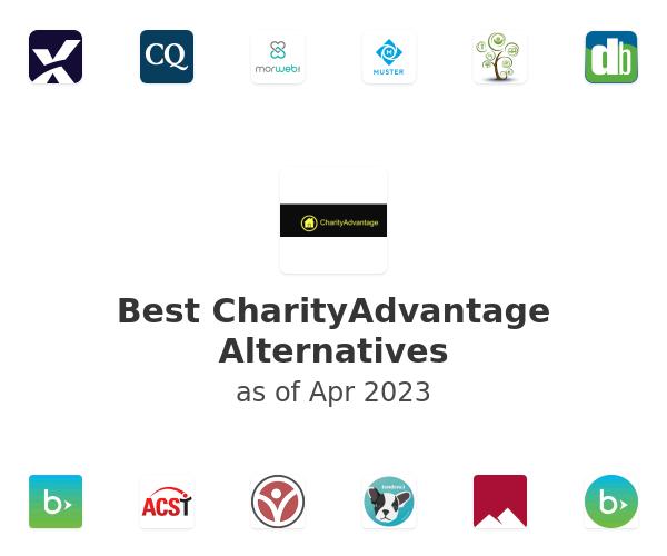 Best CharityAdvantage Alternatives