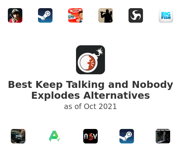 Best Keep Talking and Nobody Explodes Alternatives