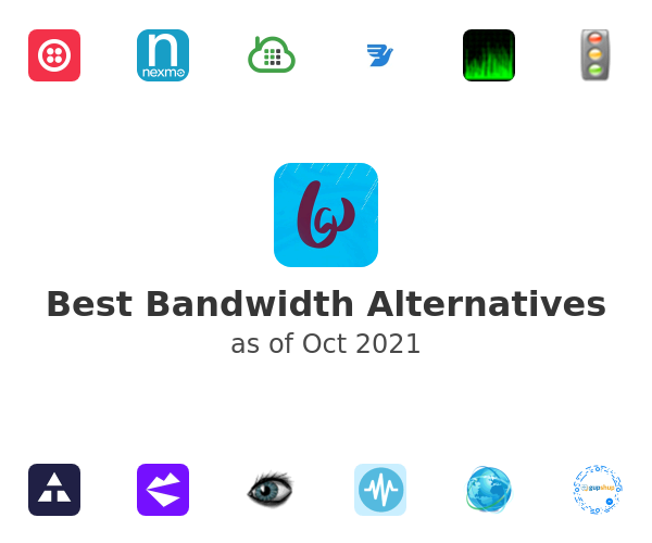 Best Bandwidth Alternatives