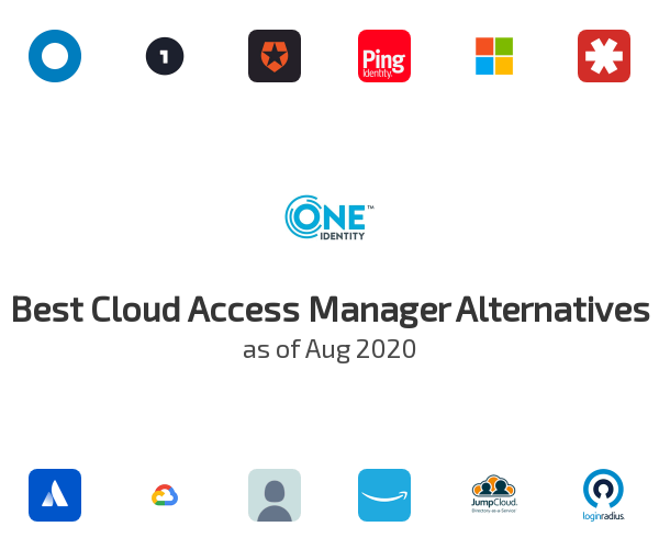 Best Cloud Access Manager Alternatives