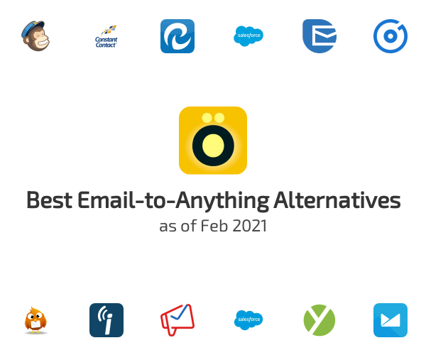 Best Email-to-Anything Alternatives