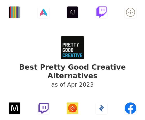Best Pretty Good Creative Alternatives