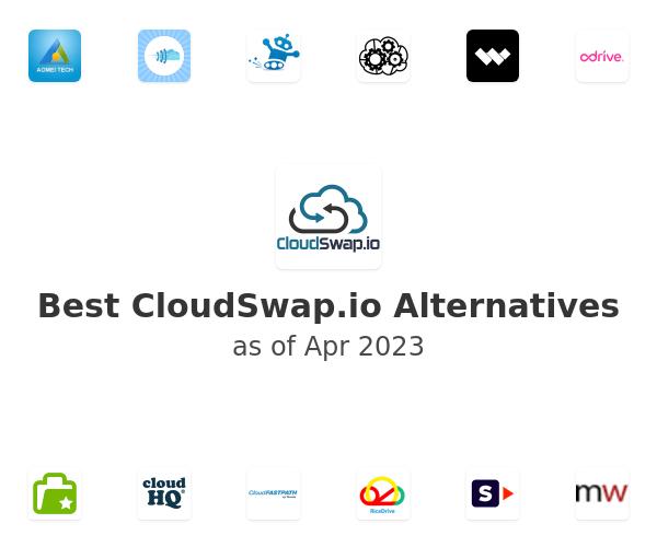 Best CloudSwap.io Alternatives