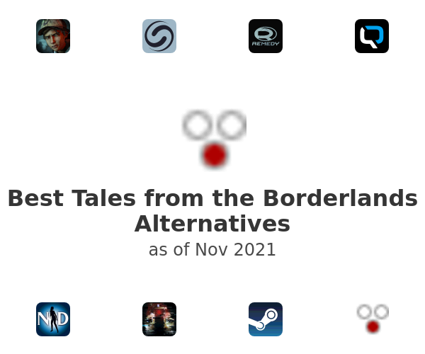 Best Tales from the Borderlands Alternatives