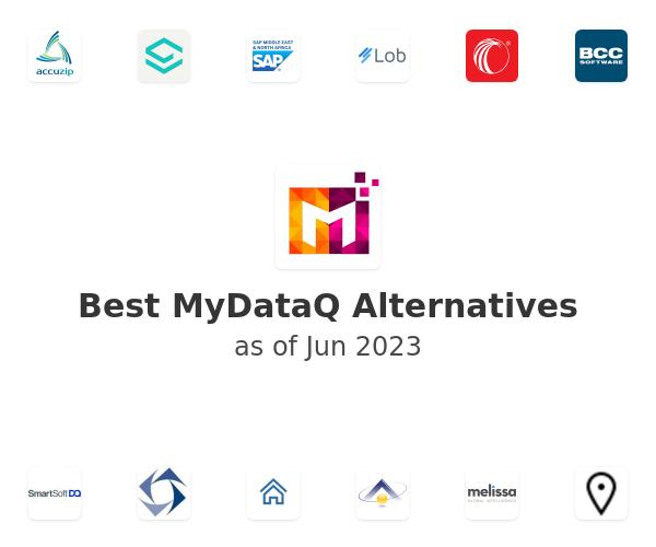 Best MyDataQ Alternatives