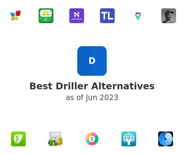 Best Driller Alternatives