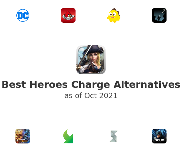 Best Heroes Charge Alternatives