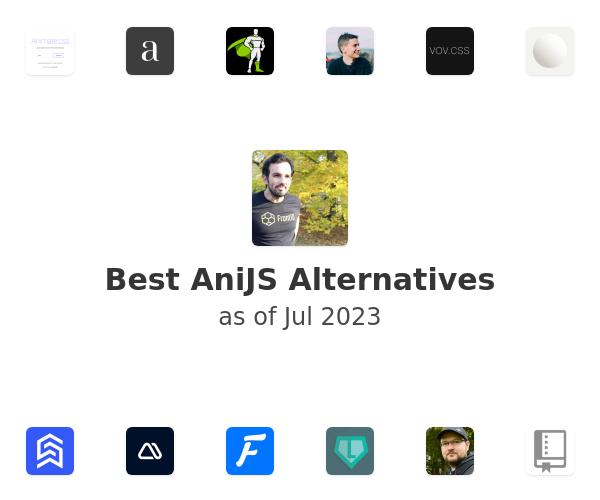 Best AniJS Alternatives
