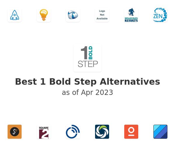 Best 1 Bold Step Alternatives