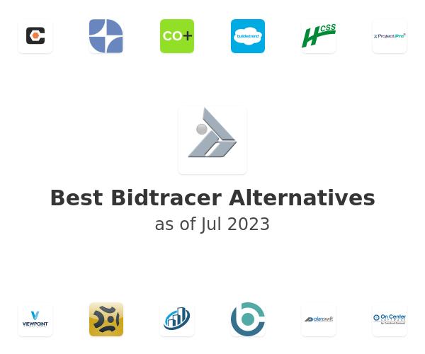 Best Bidtracer Alternatives