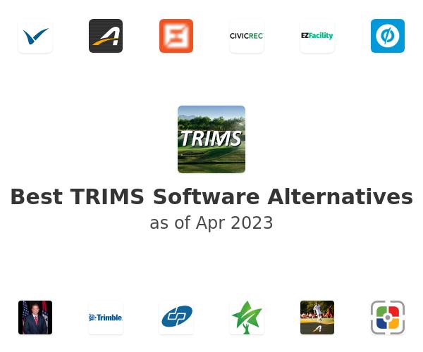 Best TRIMS Software Alternatives