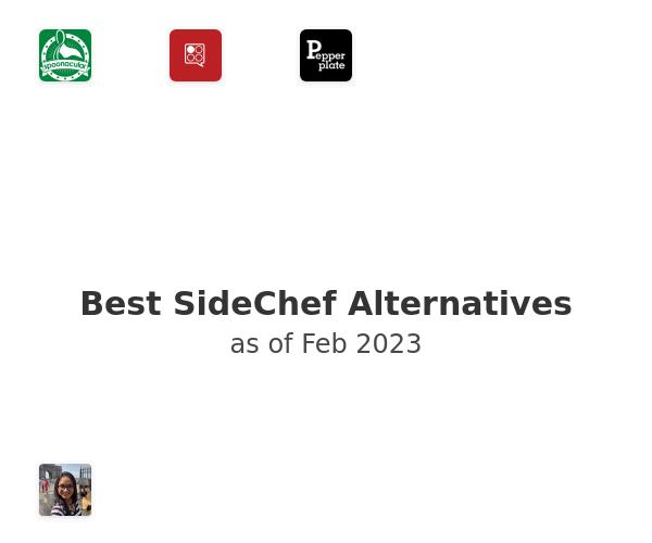Best SideChef Alternatives