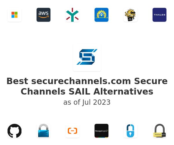 Best securechannels.com Secure Channels SAIL Alternatives
