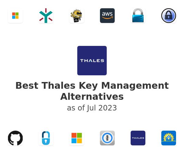 Best Thales Key Management Alternatives