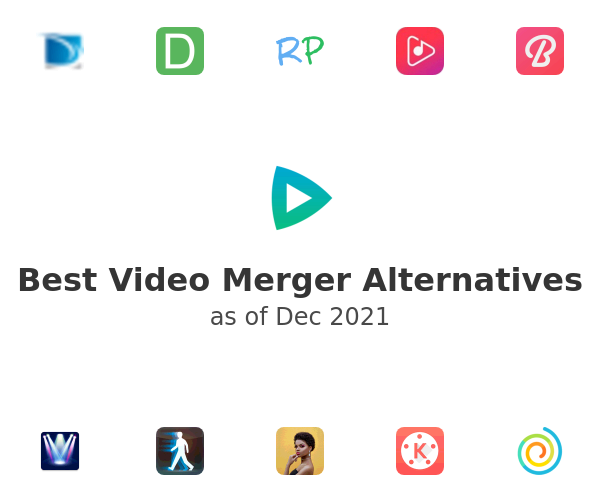Best Video Merger Alternatives