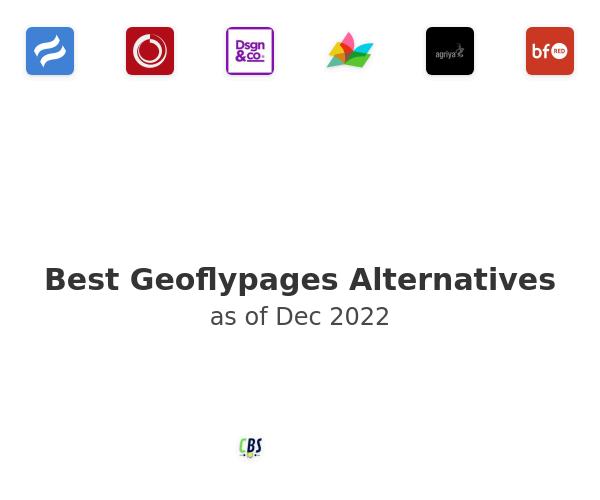 Best Geoflypages Alternatives