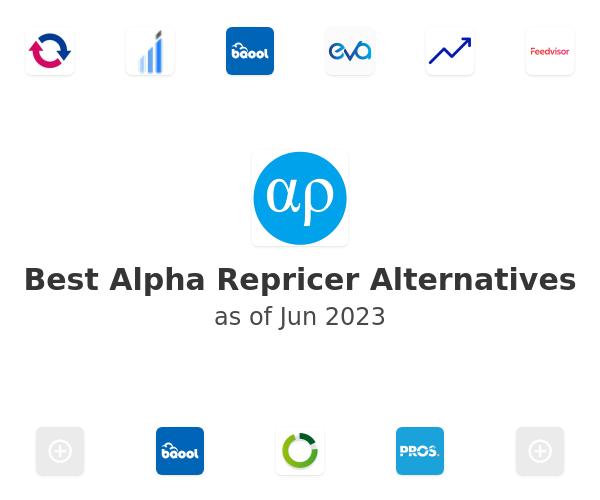 Best Alpha Repricer Alternatives