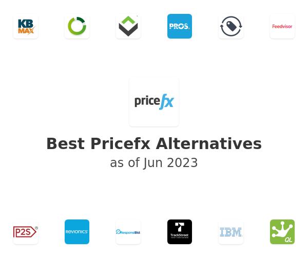 Best Pricefx Alternatives