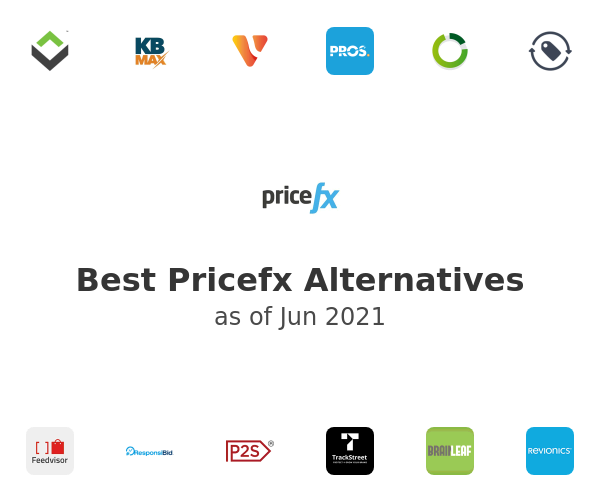 Best Pricefx Alternatives