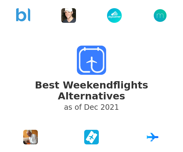 Best Weekendflights Alternatives