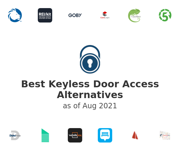 Best Keyless Door Access Alternatives