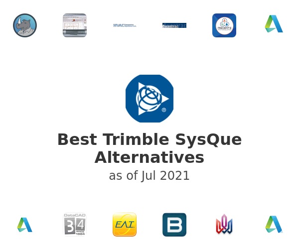 Best Trimble SysQue Alternatives
